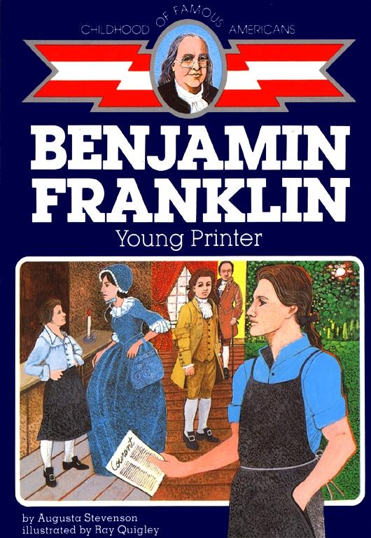 Benjamin Franklin (Young Pinter)