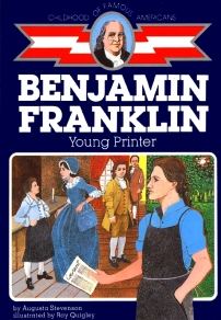 Benjamin Franklin (Young Pinter)